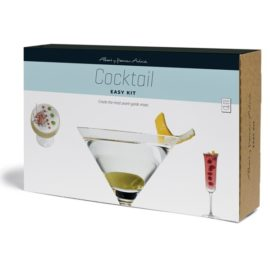 Cocktail Easy Kit - Albert y Ferran Adrià - Create the most avant-garde mixes.