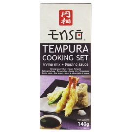 Cooking Set Tempura 140gr - Enso - Ideal for coating prawns & vegetables.