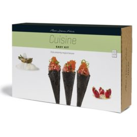 Cuisine Easy Kit - Albert y Ferran Adrià - Enjoy preparing magical textures.