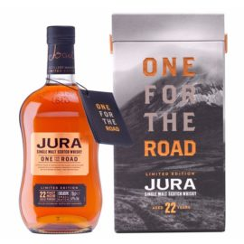Jura 22 YO One For The Road (con estuche) 70cl - Isle of Jura - PRODUCTO EDICIÓN LIMITADA