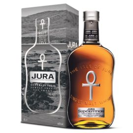 Jura Superstition (con estuche) 70cl - Isle of Jura - Aromas a turba y ligeramente ahumado