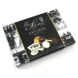 Mint Selection 225gr - Whitalkers Chocolates - Deliciosos WHITAKERS. Exquisiteces de chocolate con leche rellenas de menta.