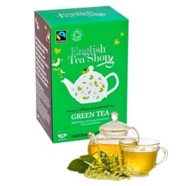 Té Verde 40gr - English Tea Shop - Refrescante té verde