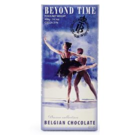 Tableta GIGANTE de Chocolate con Leche 400gr - Beyond Time - De película... tableta GIGANTE de chocolate con leche.